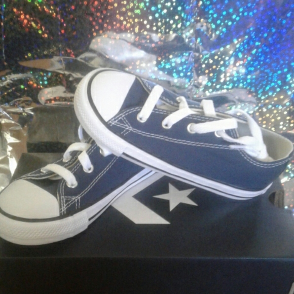 Converse Shoes | All Star Navy Blue